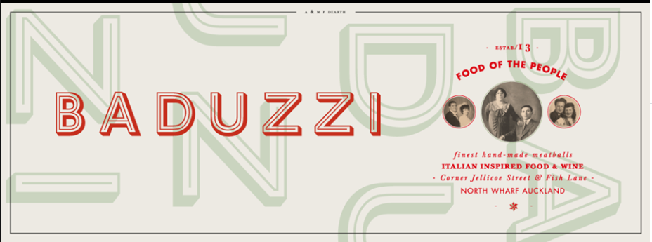About Baduzzi Homepage