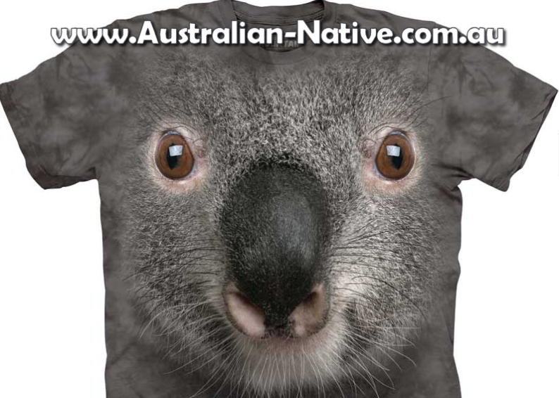 About Australian Native T-Shirts Homepage