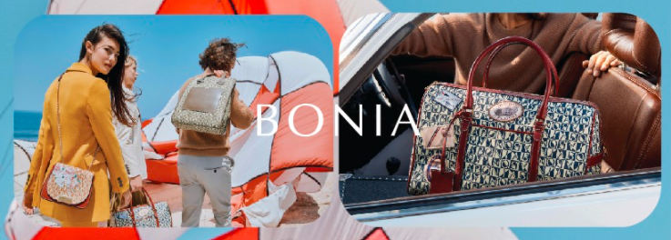 About Bonia Homepage