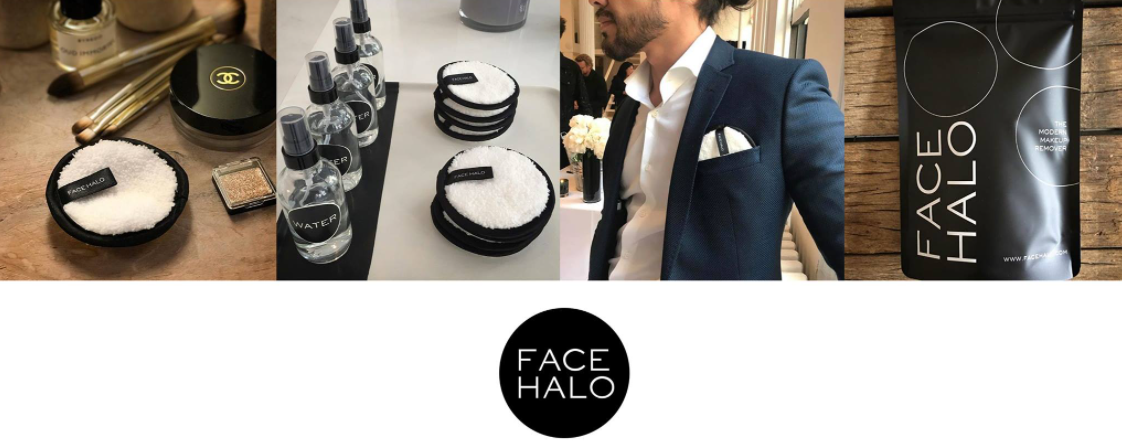 About Face Halo Homepage