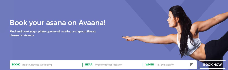 Avaana Homepage
