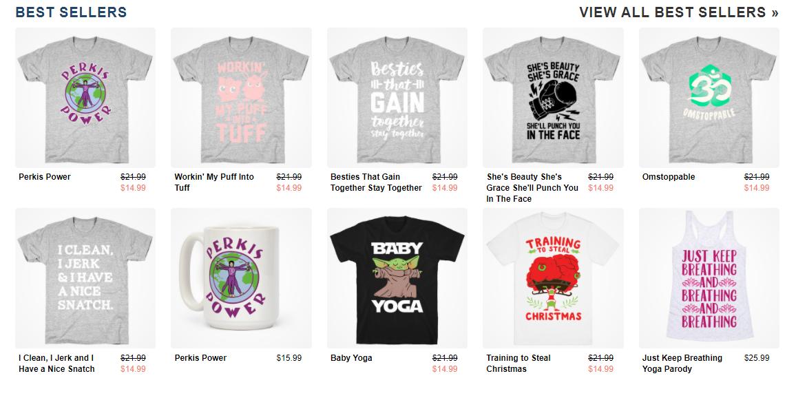 activate apparel best seller
