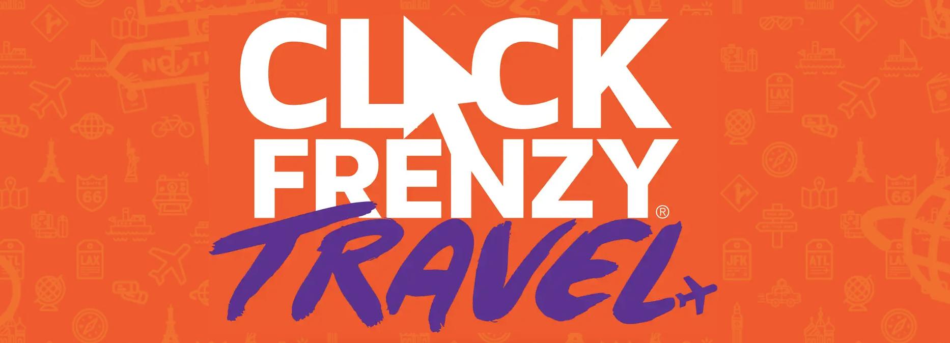 click frenzy travel