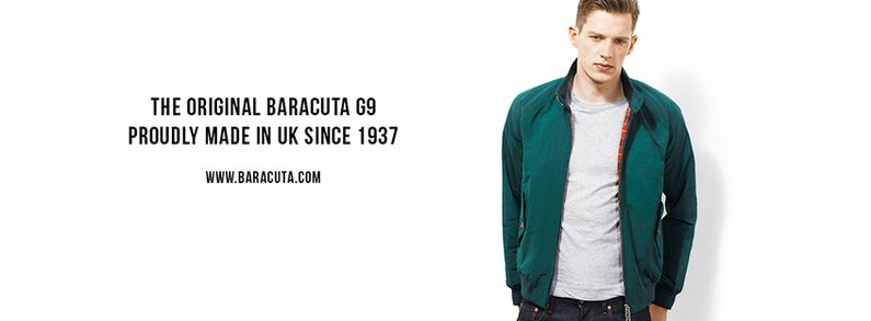 About Baracuta Homepage