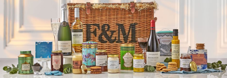 About Fortnum & Mason Homepage