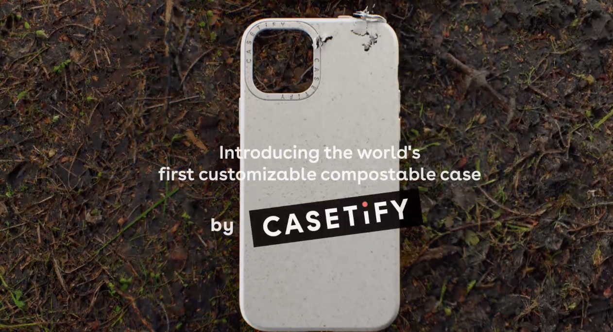 Casetify Compostable Case