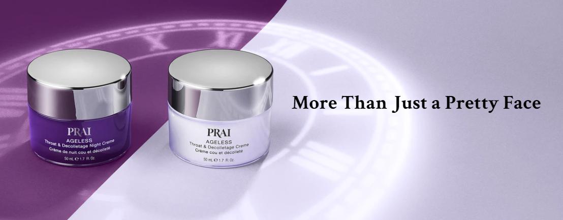 About PRAI Beauty Homepage