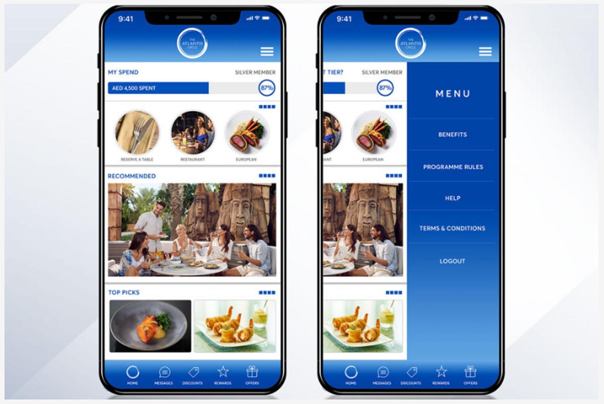 Atlantis Mobile App