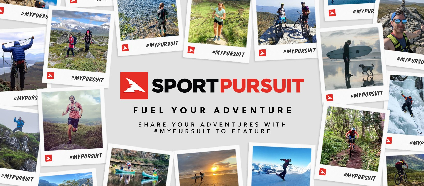 About Sport Pursuit Homepage