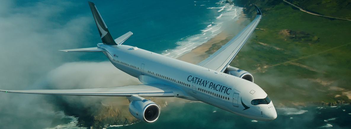 Cathay Pacific Homepage