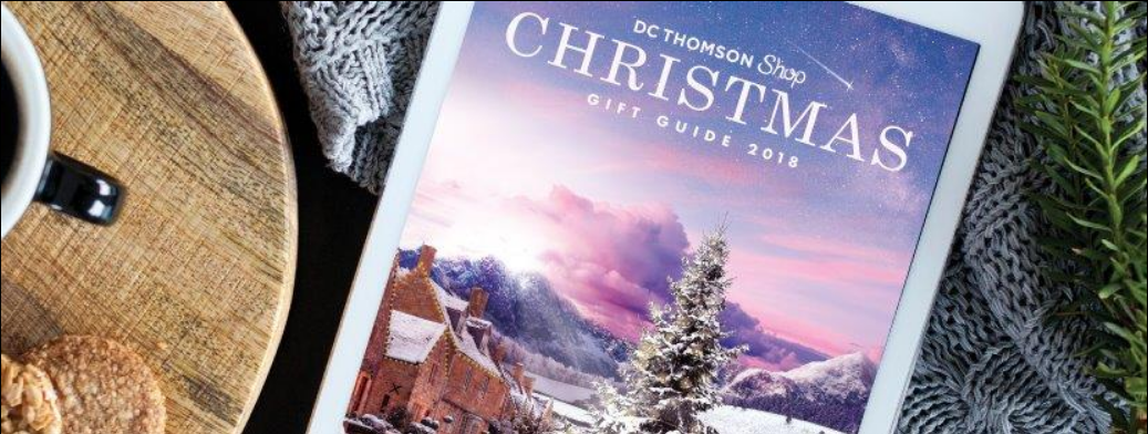About DC Thomson Shop Homepage