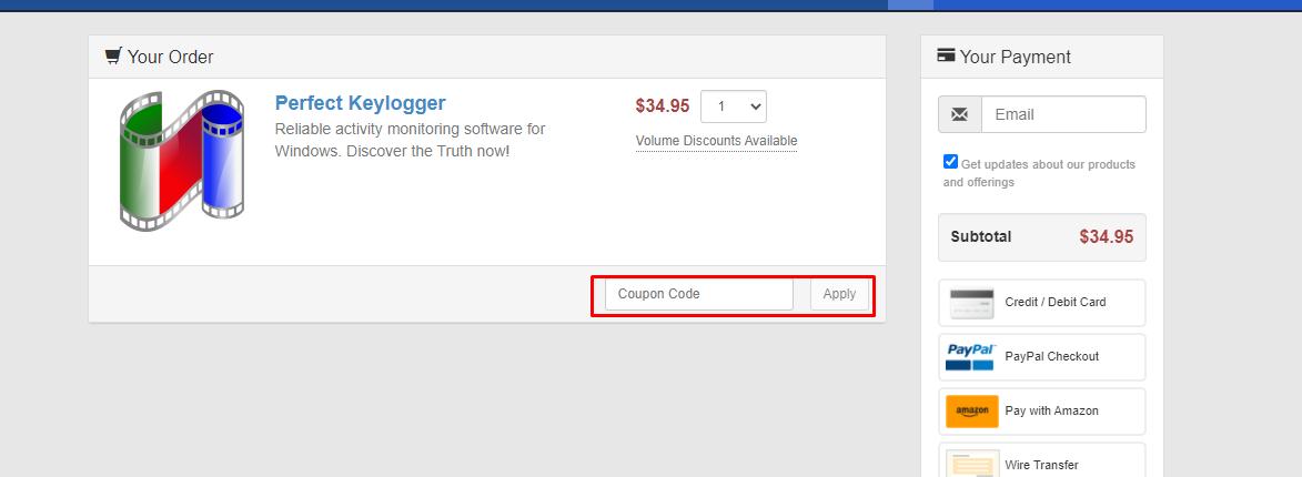 How do I use my Blazingtools Software coupon code?