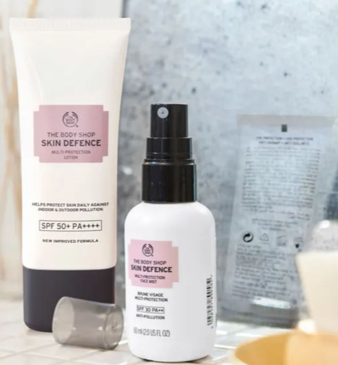About The Body Shop