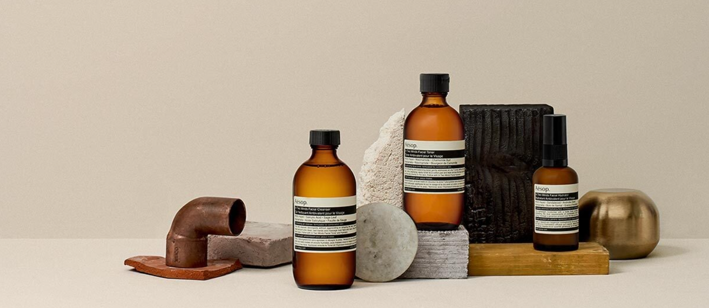 About Aesop Homepage