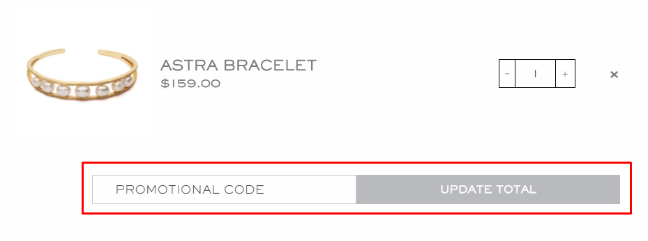 How do I use my Amber Sceats promotional code?