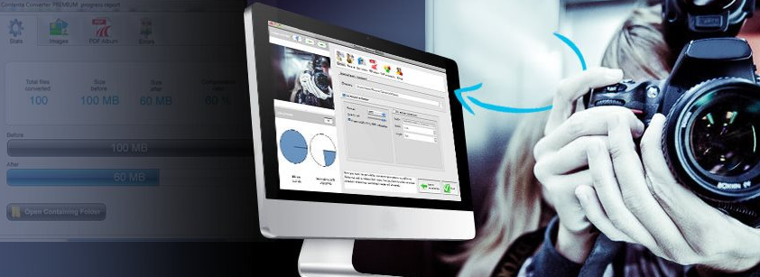 About Contenta Software Homepage