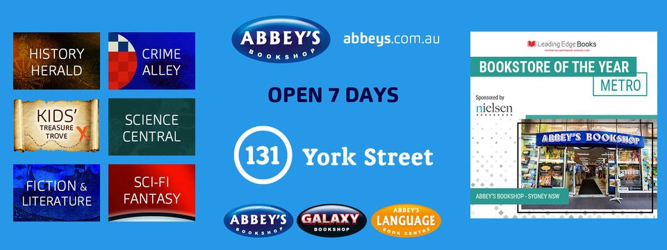 About Abbey's Bookshop Homepage