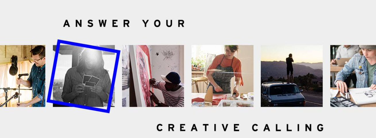 About CreativeLive Homepage