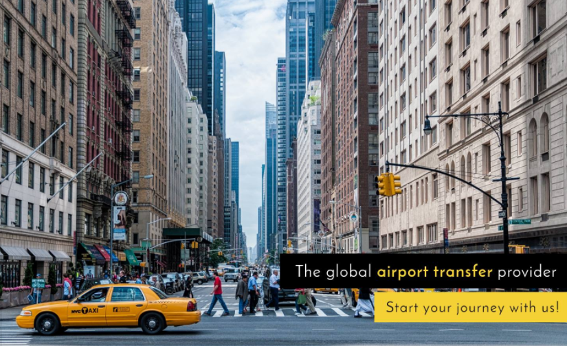 About Taxi2Airport.com Homepage