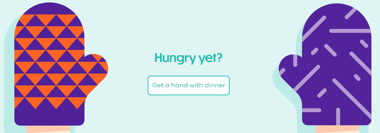 Dinnerly hungry