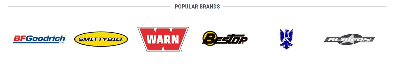 4WD brands