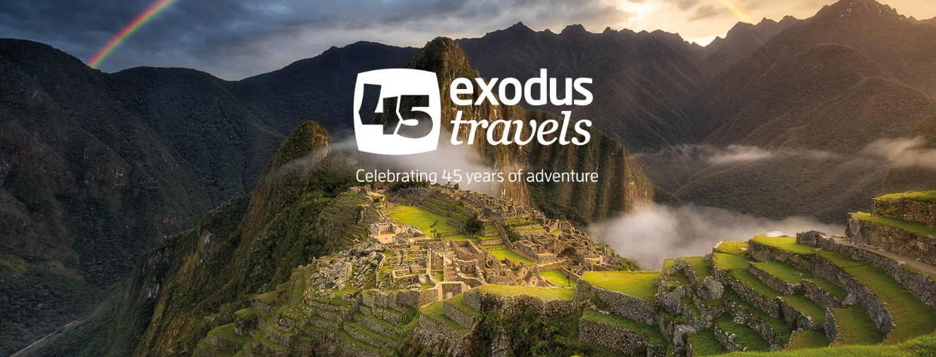 About Exodus Travels Homepage