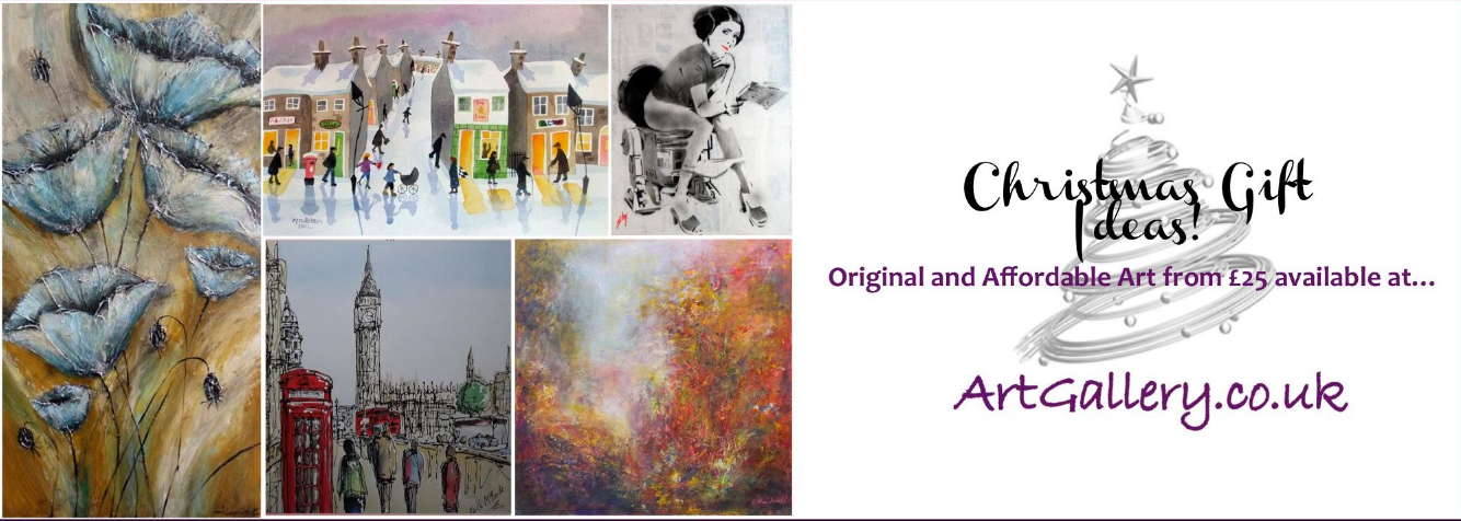 About Art Gallery Homepage
