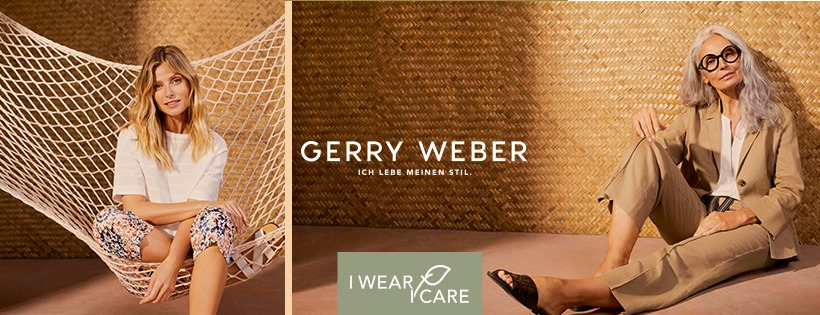 About GERRY WEBER Homepage