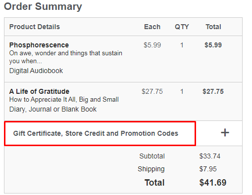How do I use my Booktopia promotional code?