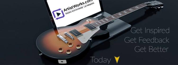 About ArtistworksHomepage