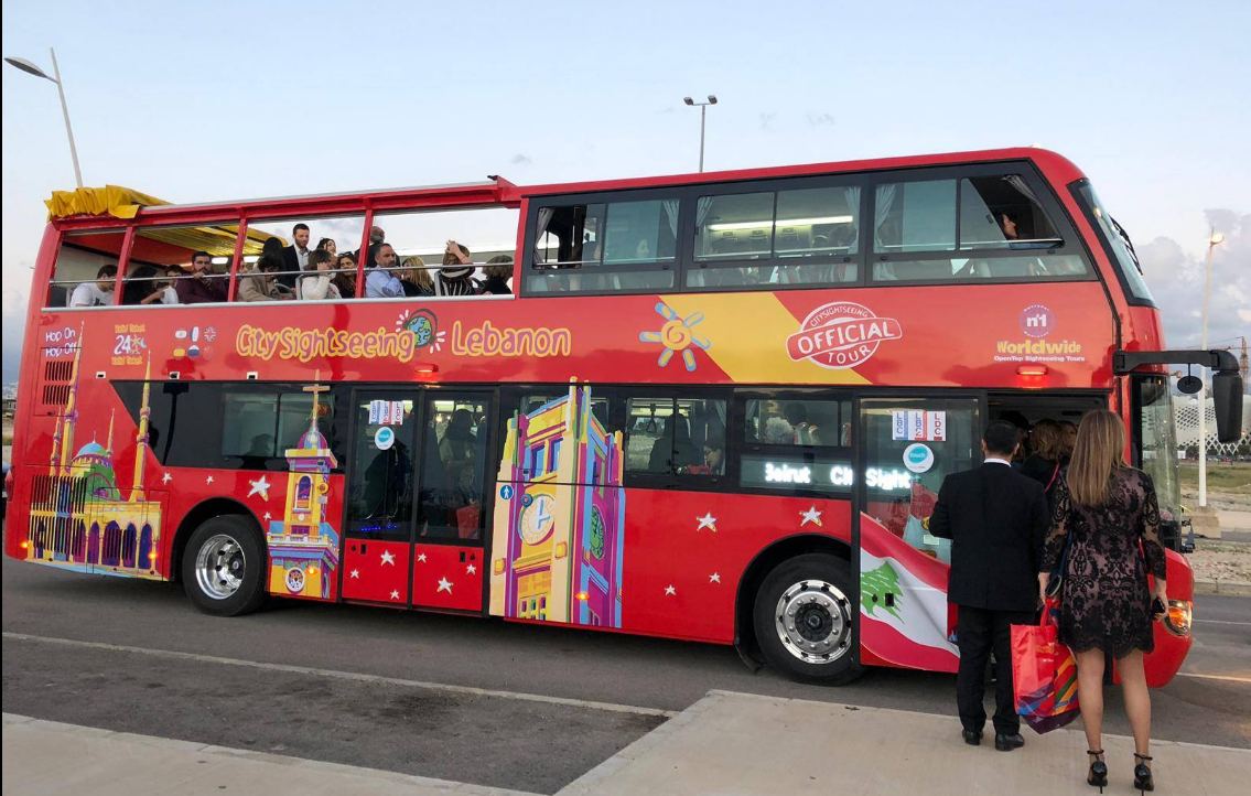 About City Sightseeing homepage
