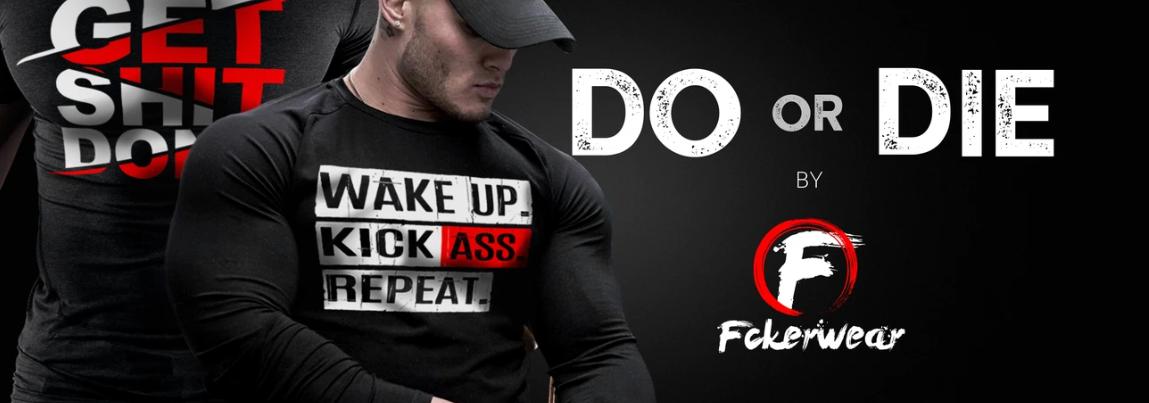 About Fckerwear Homepage