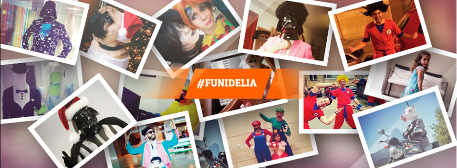About Funidelia Homepage
