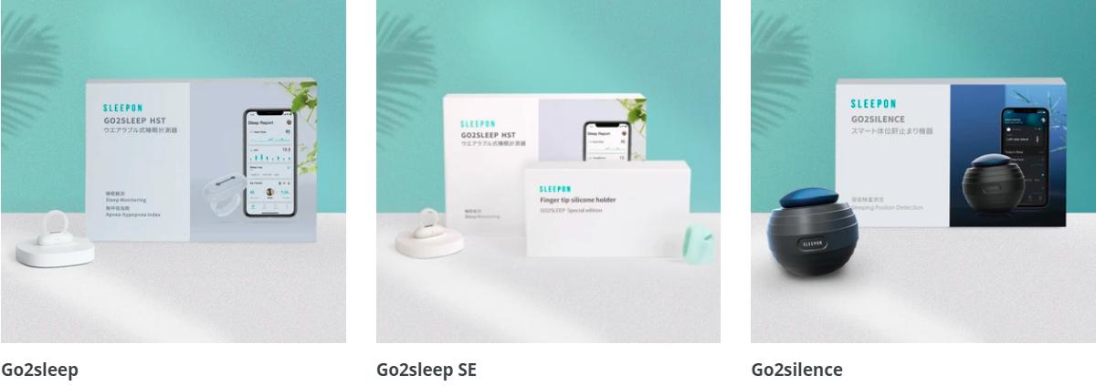 About Sleepon Homepage