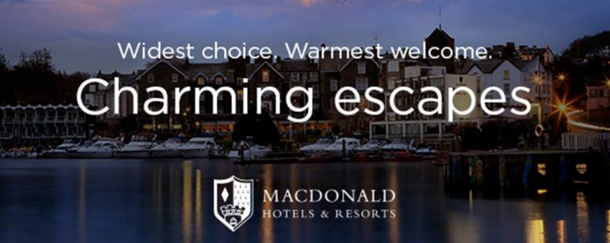 About Macdonald Hotels Homepage