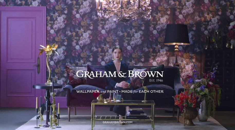 About Graham & Brown Homepage