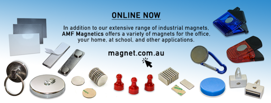 About AMF Magnetics Homepage