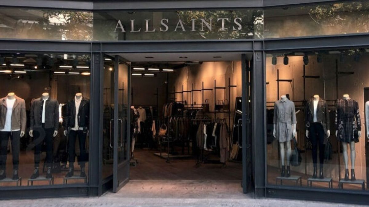 AllSaints about us