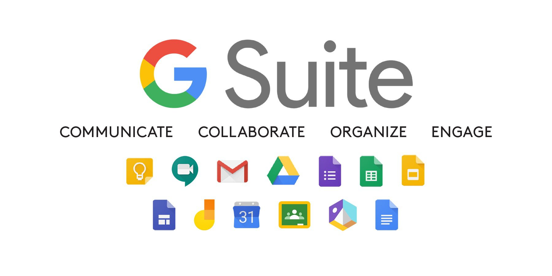 About G Suite