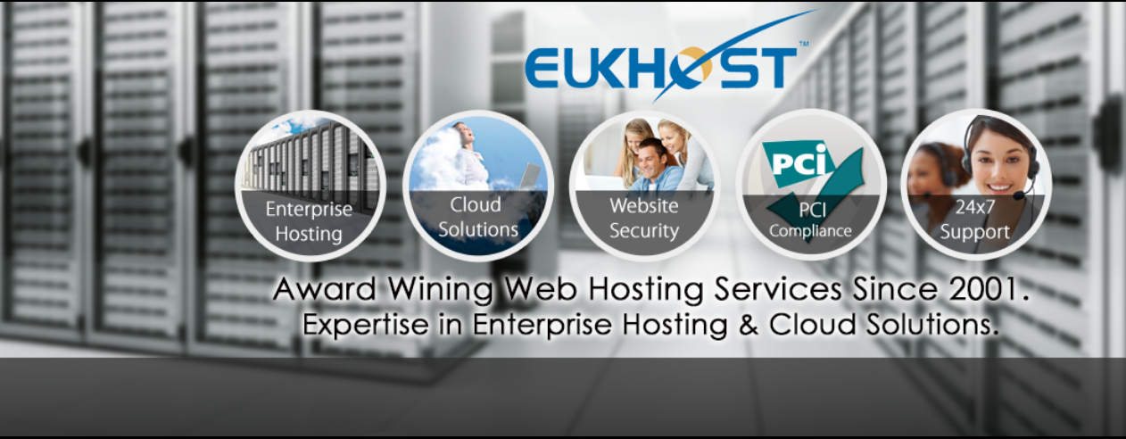 About eUKhost Homepage