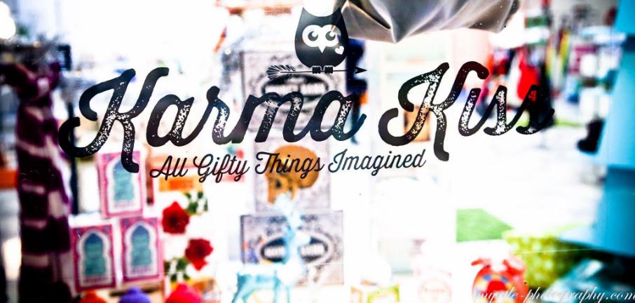 About Karma Kiss Homepage