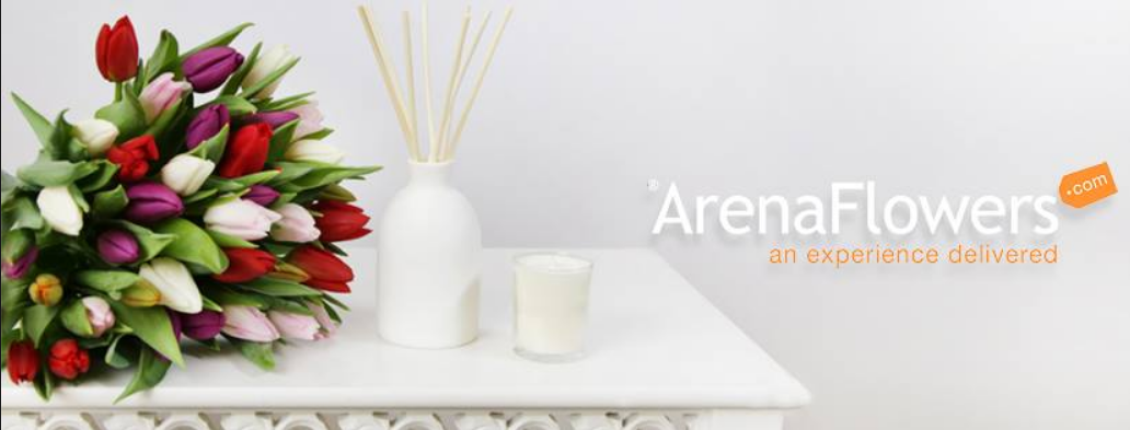 About Arena Flowers Homepage