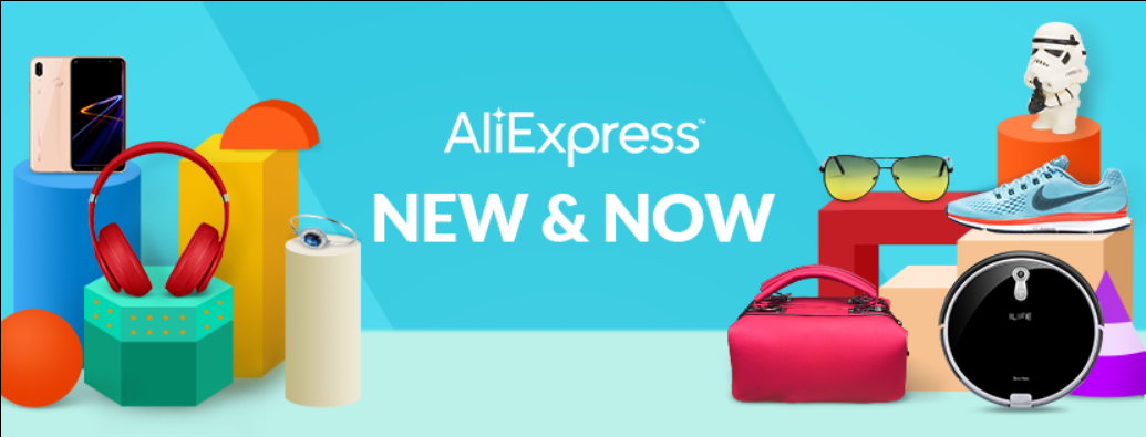 About AliExpress Homepage