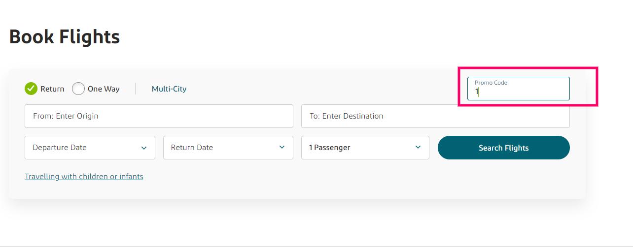 Aer Lingus Homepage