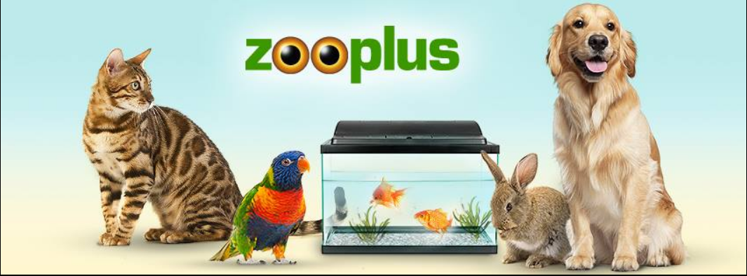 About Zooplus Homepage