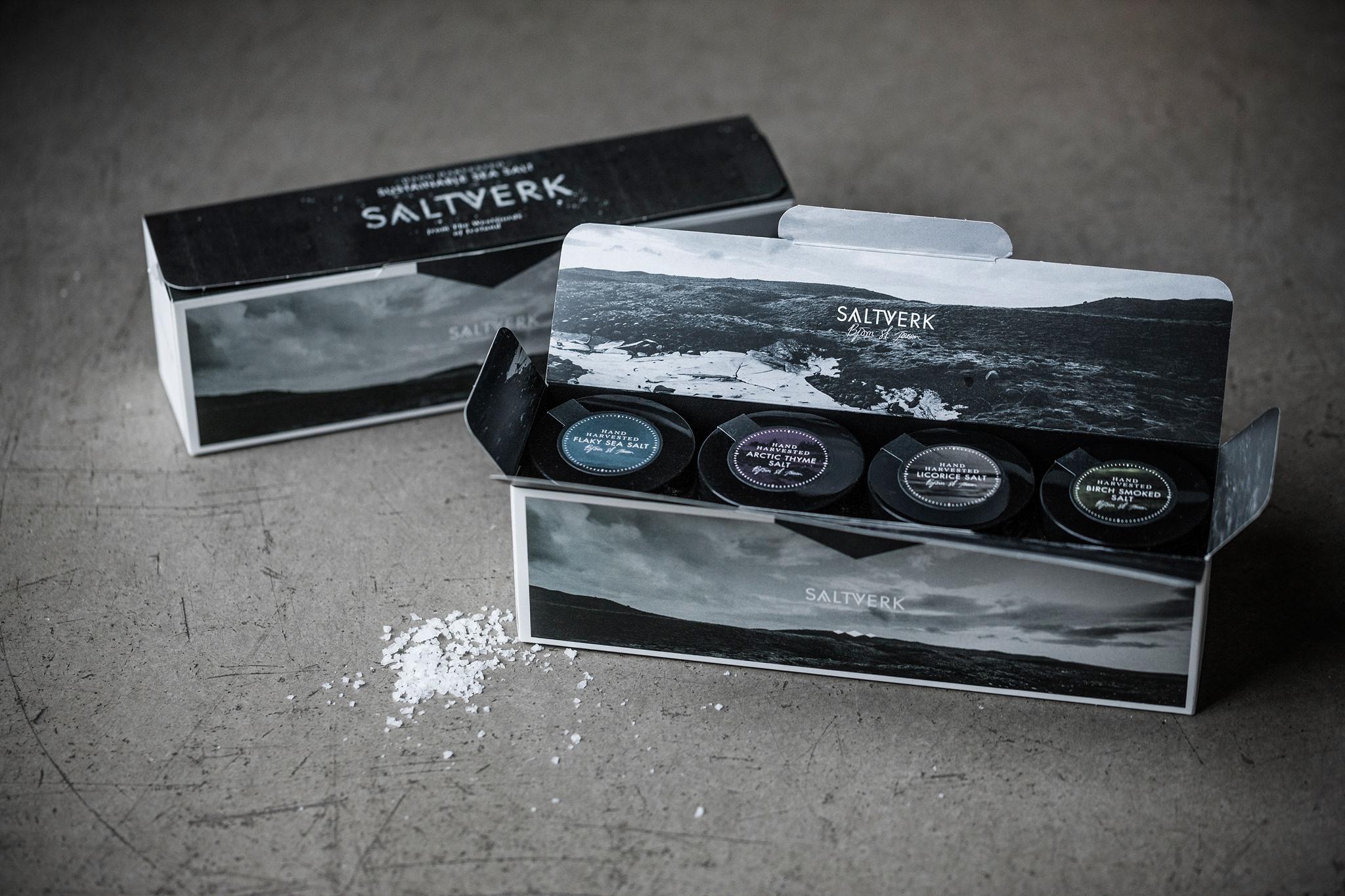 About Saltverk Homepage