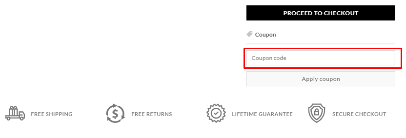 How do I use my Silverlight coupon code?