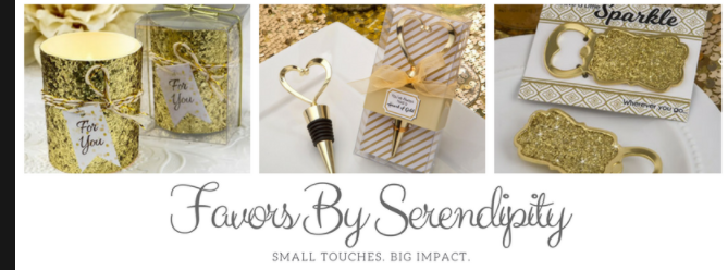 About Favors by Serendipity Homepage