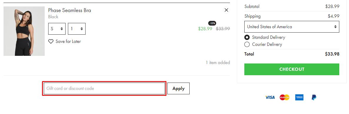 How do I use my Carpatree discount code?