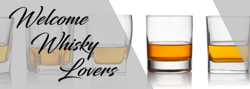 About The Really Good Whisky Company Homepage